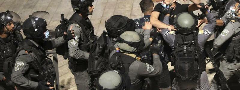 Konflikt in Nahost - Foto: Mahmoud Illean/AP/dpa
