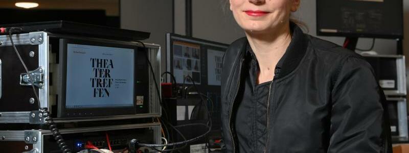 Theatertreffen 2021 - Yvonne B?denh?lzer - Foto: Jens Kalaene/dpa-Zentralbild/dpa