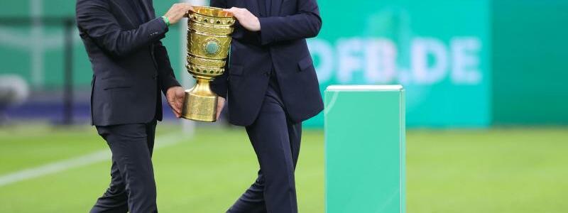 DFB-Pokal - Foto: Jan Woitas/dpa-Pool/dpa