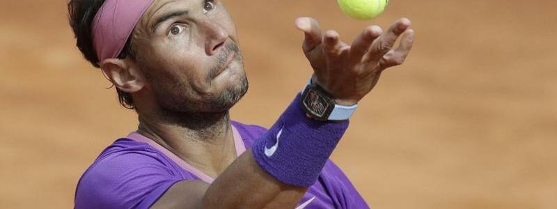 Rafael Nadal - Foto: Gregorio Borgia/AP/dpa