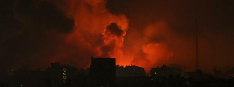 Konflikt in Nahost - Foto: Bashar Taleb/APA Images via ZUMA Wire/dpa