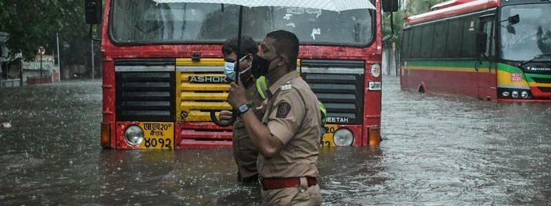 Zyklon in Indien - Foto: Ashish Vaishnav/SOPA Images via ZUMA Wire/dpa