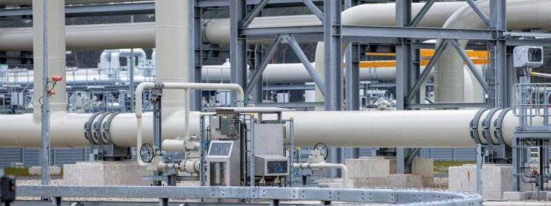 Nord Stream 2 - Foto: Jens B?ttner/dpa-Zentralbild/dpa