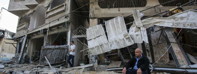 Konflikt in Nahost - Foto: Ahmed Zakot/SOPA Images via ZUMA Wire/dpa