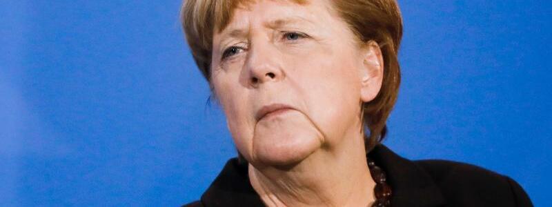 Bundeskanzlerin Merkel - Foto: Markus Schreiber/AP POOL/dpa