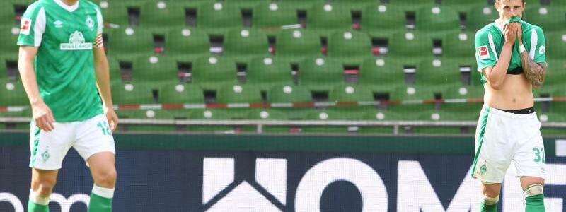 Werder steigt ab - Foto: Carmen Jaspersen/dpa