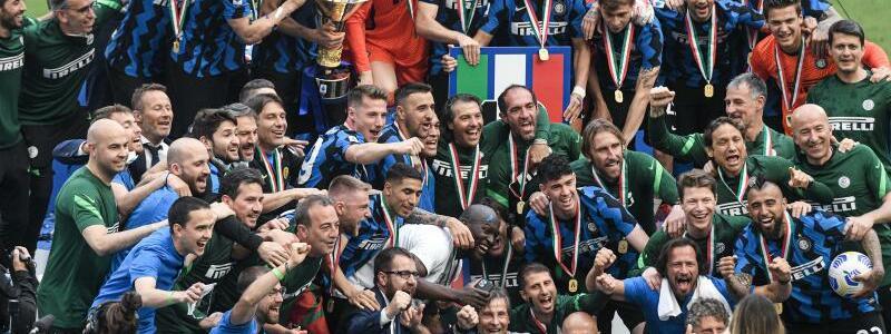 Inter Mailand - Foto: Piero Cruciatti/LaPresse/AP/dpa