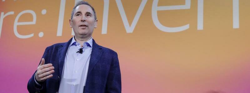 Andy Jassy wird neuer Amazon-Chef - Foto: Isaac Brekken/AP/dpa