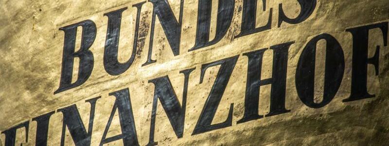 Bundesfinanzhof - Foto: Peter Kneffel/dpa