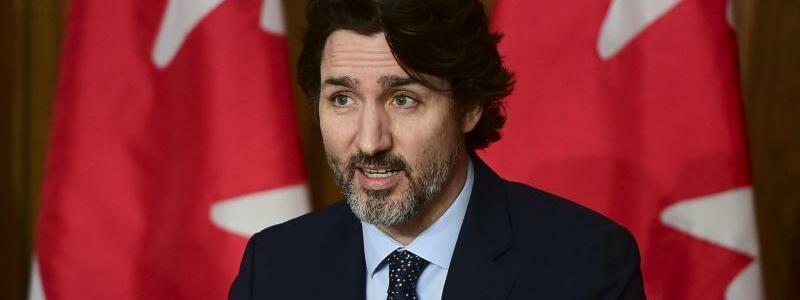 Justin Trudeau - Foto: Sean Kilpatrick/The Canadian Press via ZUMA/dpa