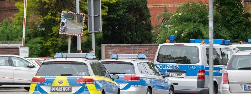 Zwei Tote in Celle - Foto: Julian Stratenschulte/dpa