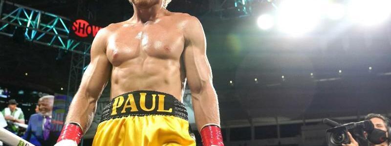 Showkampf Mayweather - Paul - Foto: Lynne Sladky/AP/dpa