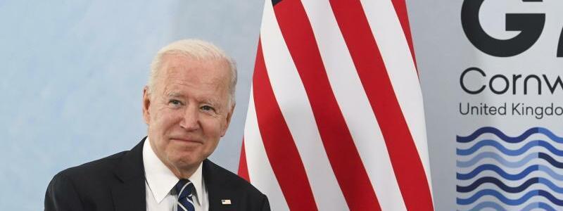 Joe Biden - Foto: Toby Melville/reuters pool/AP/dpa