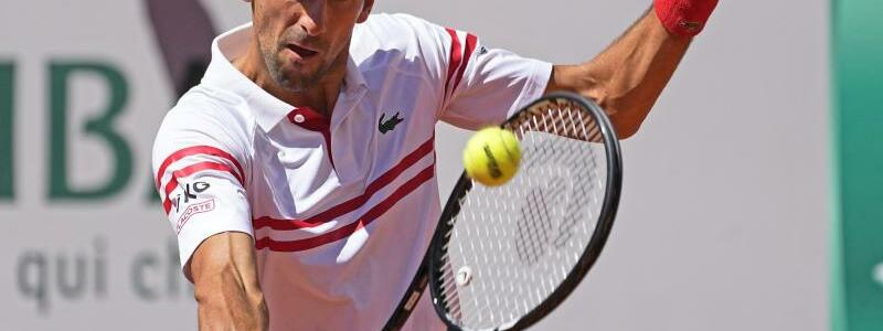 Novak Djokovic - Foto: Michel Euler/AP/dpa