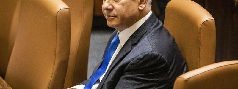 Netanjahu - Foto: Ilia Yefimovich/dpa