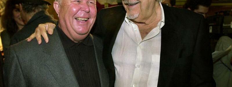 Ned Beatty & Robert Altman - Foto: Michael Caulfield/AP/dpa