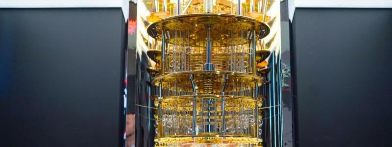 IBM-Quantencomputer - Foto: IBM/dpa