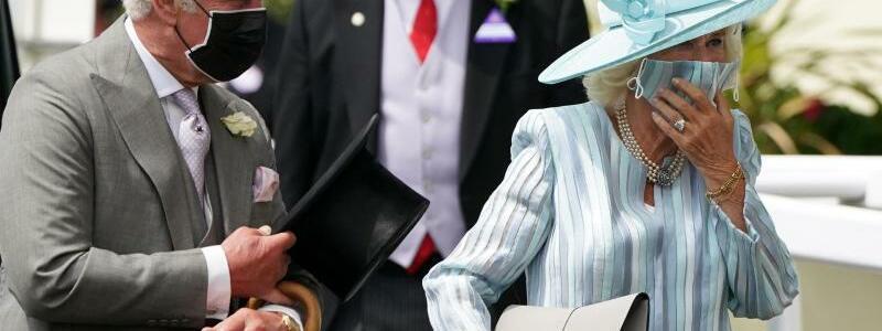 Royal Ascot 2021 Prinz Charles & Camila - Foto: Andrew Matthews/PA Wire/dpa