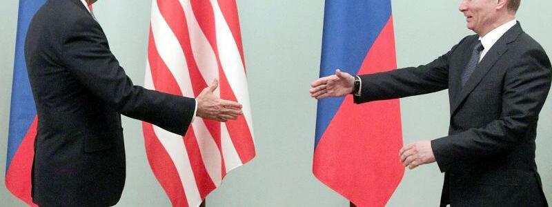 Joe Biden und Wladimir Putin - Foto: Maxim Shipenkov/EPA/dpa