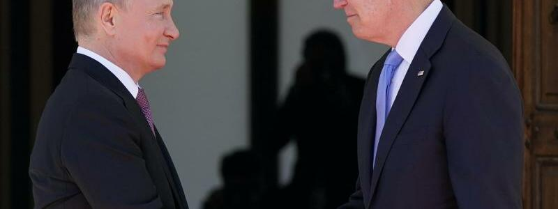 Biden Putin Gipfel in Genf - Foto: Patrick Semansky/AP/dpa