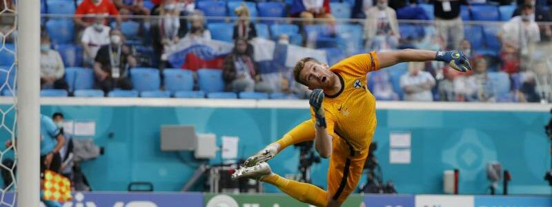 0:1 - Foto: Evgenia Novozhenina/Reuters Pool/AP/dpa