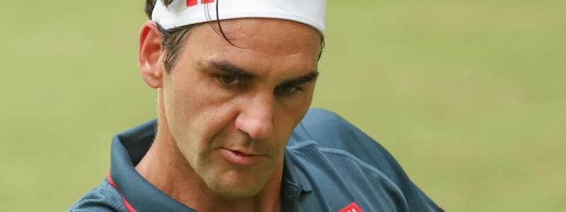 Roger Federer - Foto: Friso Gentsch/dpa