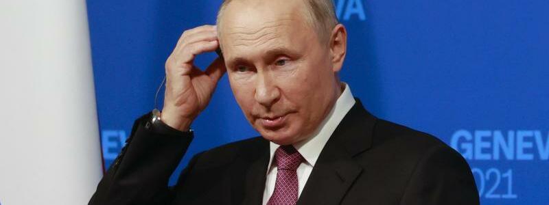 Biden Putin Gipfel in Genf - Foto: Denis Balibouse/KEYSTONE POOL REUTERS/dpa