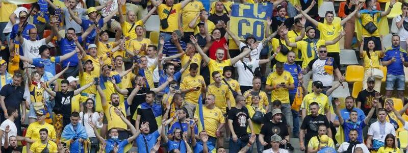 Fans - Foto: Robert Ghement/Pool EPA/AP/dpa
