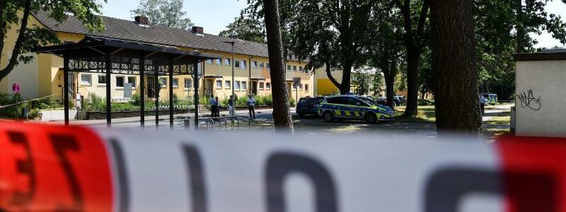 Sch?sse in Espelkamp - Foto: Lino Mirgeler/dpa
