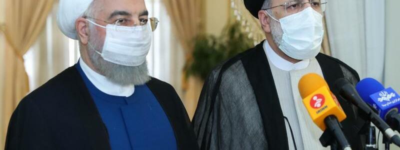 Ruhani-Nachfolger - Foto: -/Iranian Presidency/dpa