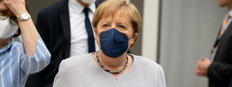 Angela Merkel - Foto: Kay Nietfeld/dpa