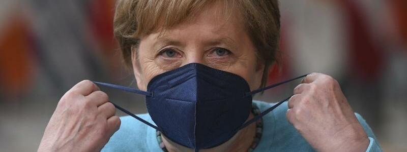 Angela Merkel - Foto: John Thys/AFP/AP/dpa
