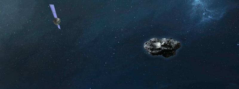 Beschuss von Asteroid geplant - Foto: Mark Fittock OHB/OHB SE/dpa