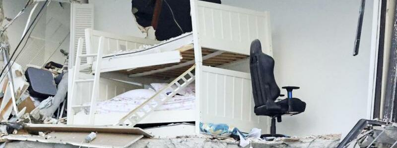 Geb?ude-Einsturz nahe Miami Beach - Foto: David Santiago/Miami Herald/dpa