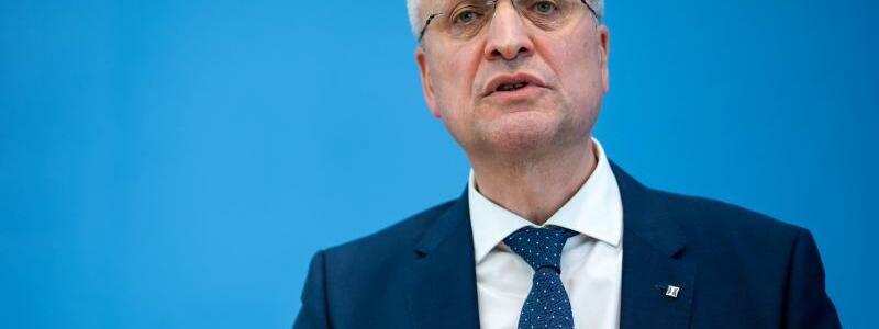 Lothar Wieler - Foto: Bernd von Jutrczenka/dpa