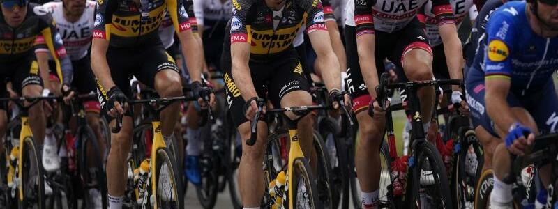 Tour de France - Foto: Daniel Cole/AP/dpa