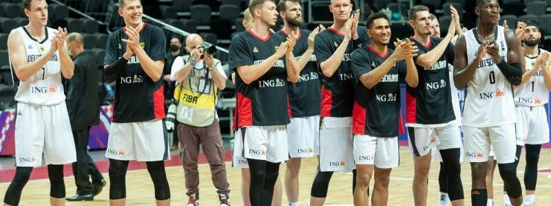 DBB-Team - Foto: Tilo Wiedensohler/dpa