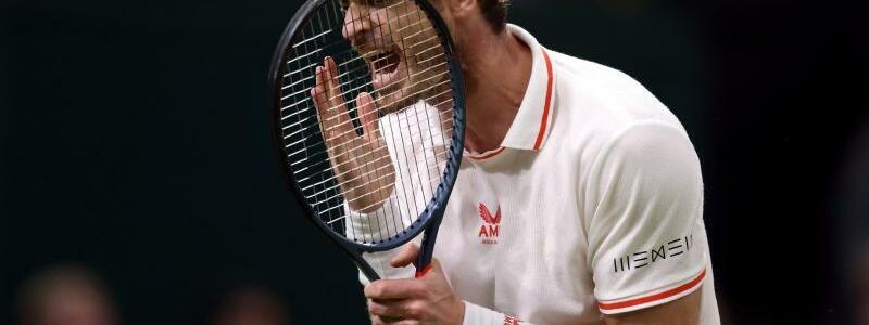 Andy Murray - Foto: Steven Paston/PA Wire/dpa