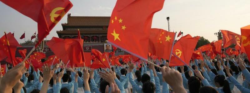 100. Jahrestag der KP Chinas - Foto: Ng Han Guan/AP/dpa