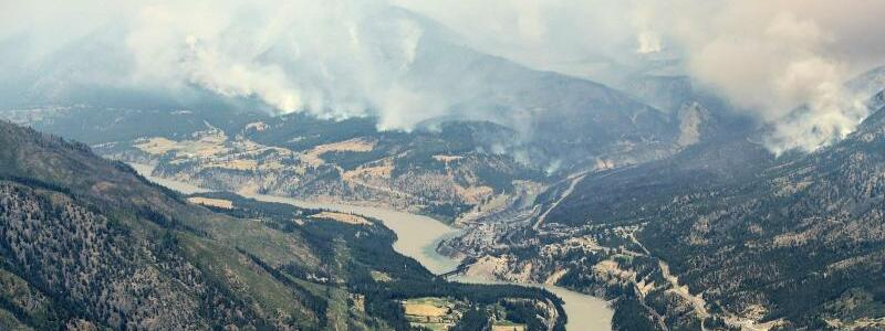 Feuer in Kanada - Foto: Darryl Dyck/The Canadian Press/AP/dpa