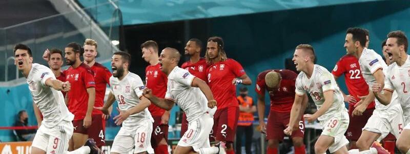 Halbfinale! - Foto: Maxim Shemetov/Pool Reuters/AP/dpa