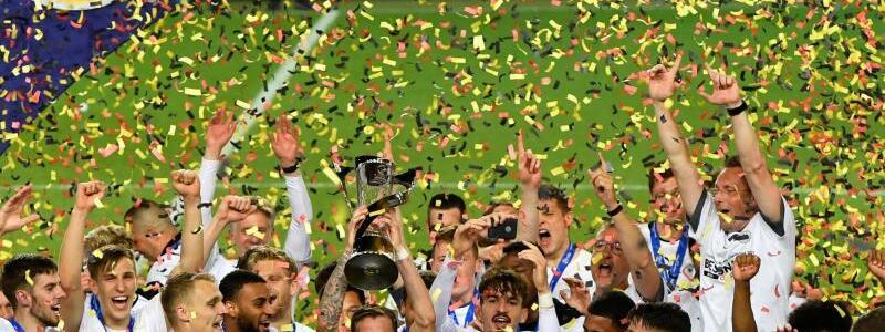 U21-Europameister - Foto: Marton Monus/dpa