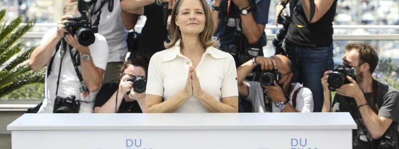 Filmfestival Cannes - Jodie Foster - Foto: Vianney Le Caer/Invision/AP/dpa