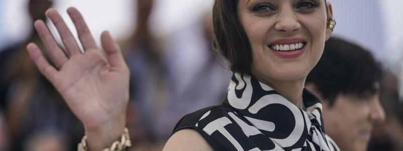 Filmfestival Cannes - Marion Cotillard - Foto: Brynn Anderson/AP/dpa