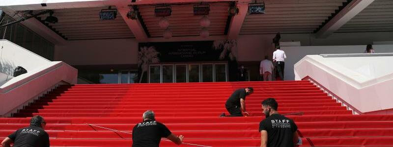 Filmfestival Cannes - Foto: Gao Jing/Xinhua/dpa