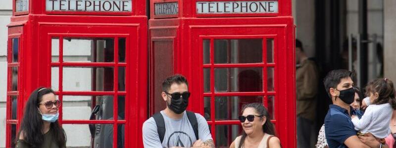Coronavirus in Gro?britannien - Foto: Dominic Lipinski/PA Wire/dpa