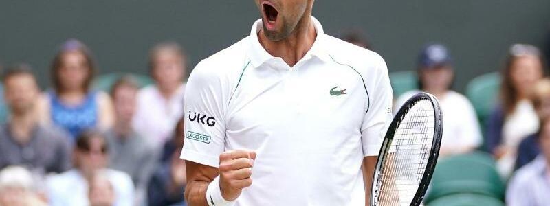 Novak Djokovic - Foto: Adam Davy/PA Wire/dpa