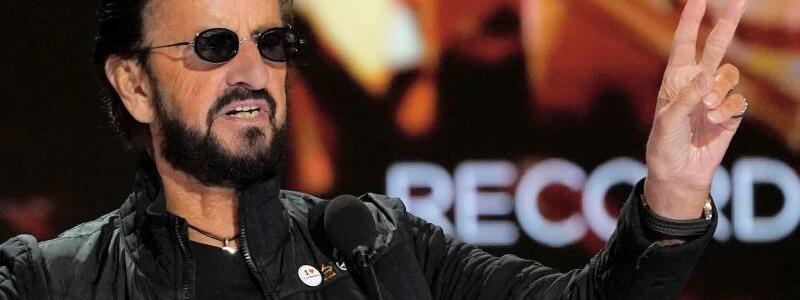 Ringo Starr - Foto: Chris Pizzello/Invision via AP/dpa