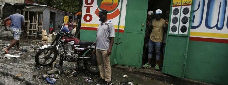 Haitis Rumpf-Senat w?hlt ?bergangs-Pr?sidenten - Foto: Fernando Llano/AP/dpa