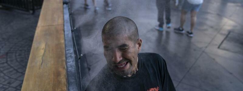 Hitzewelle - Foto: John Locher/AP/dpa